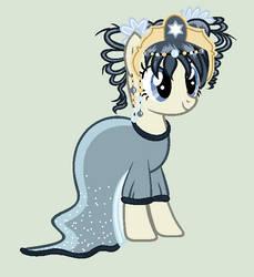 Snow Princess Themed Pony Auction CLOSED by Jess4horses
