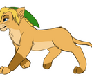 Link Lion Animation by DivineNymph