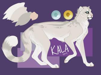Kala 2017 Reference by DivineNymph