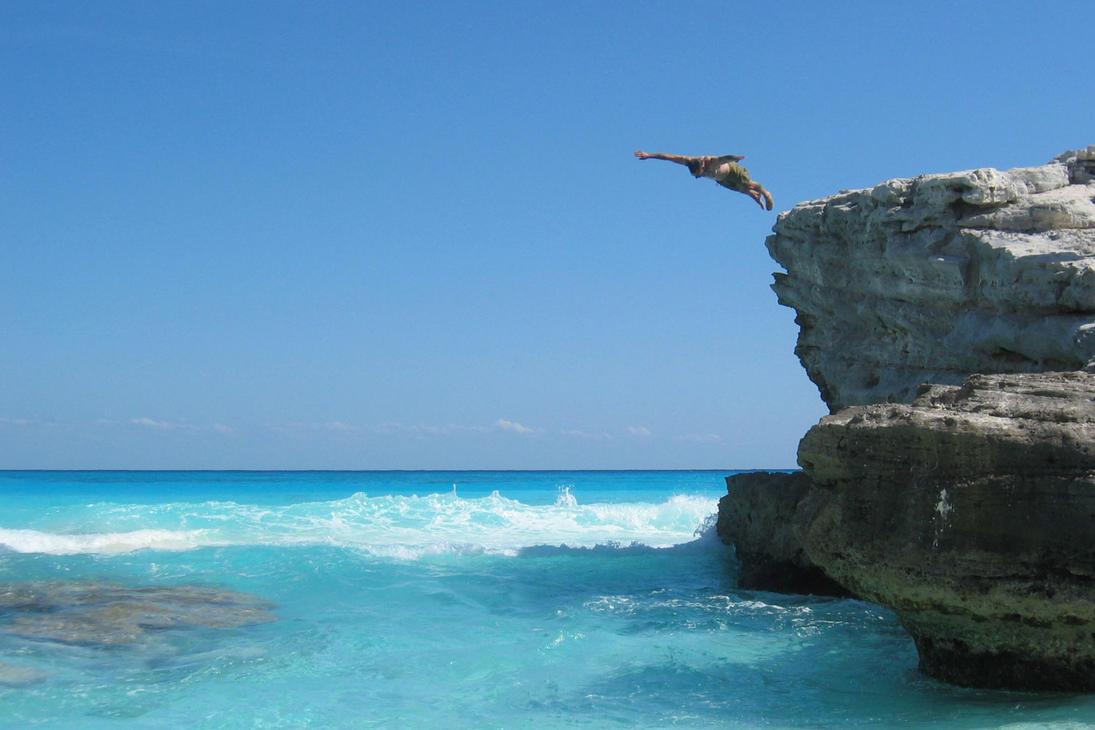 Cancun Cliff Diving By MatthewJacob On DeviantArt