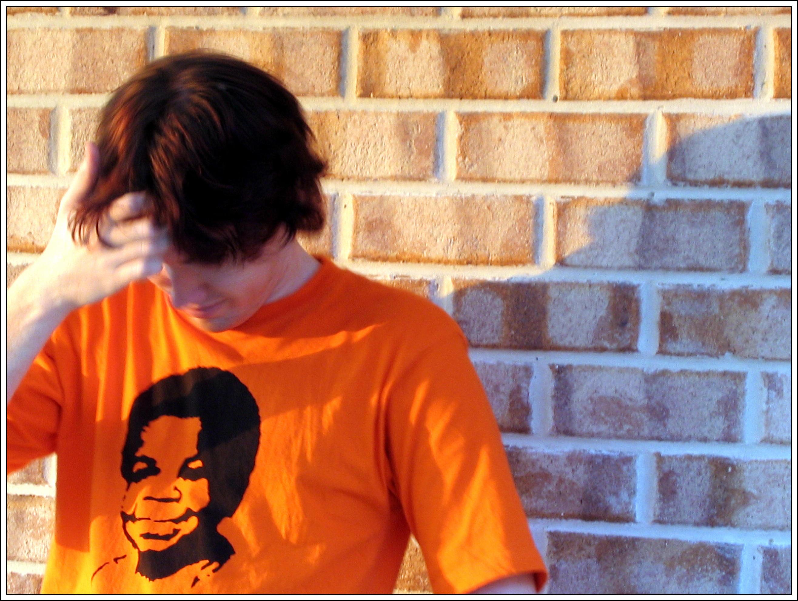 Orange Shanon by dannishez