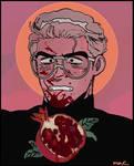 its just pomegranate juice