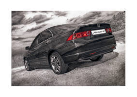 Honda Accord by VeVe-350Z