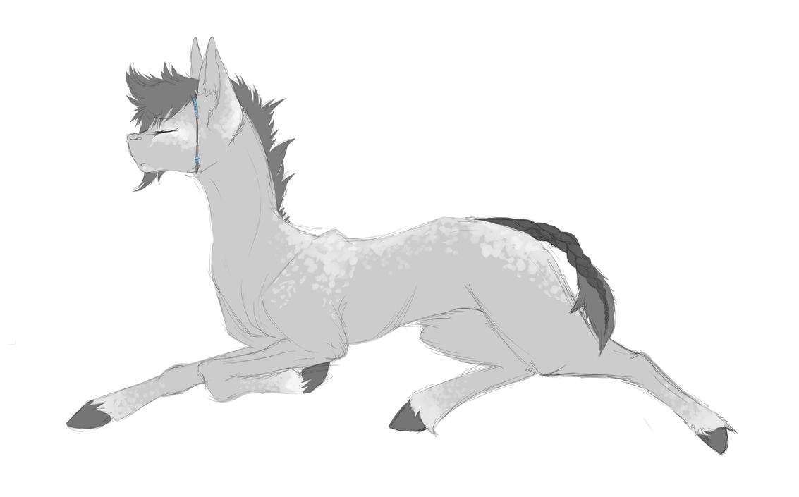 -Pony Adopt Auction- CLOSED by Red-Soulfire