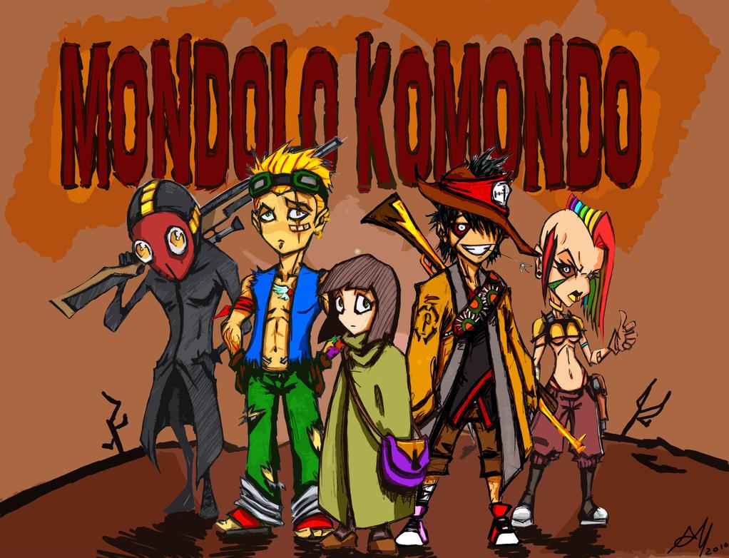 Mondolo Komondo by Mailus