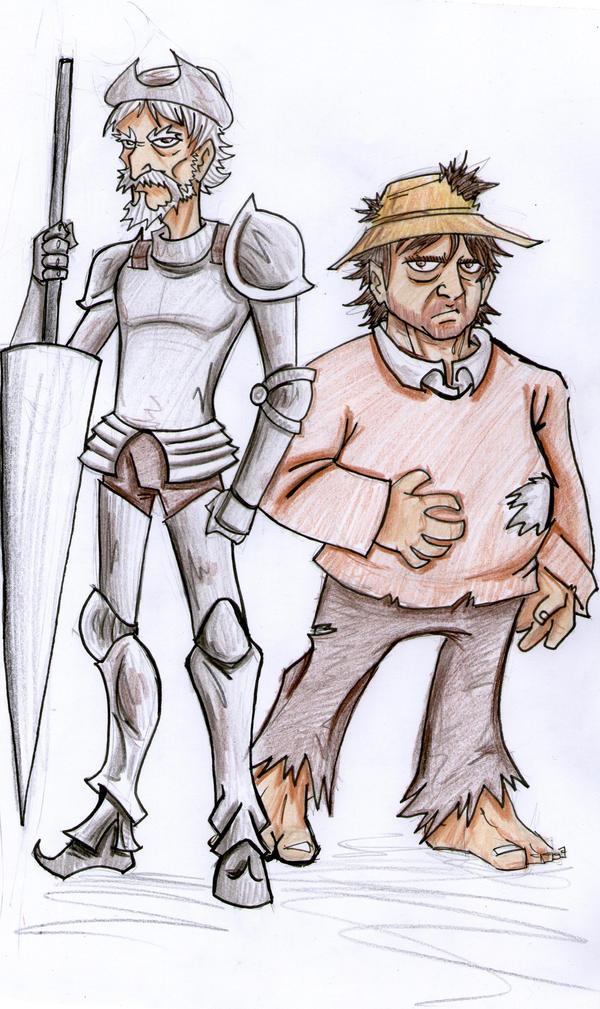 Don quixote friend