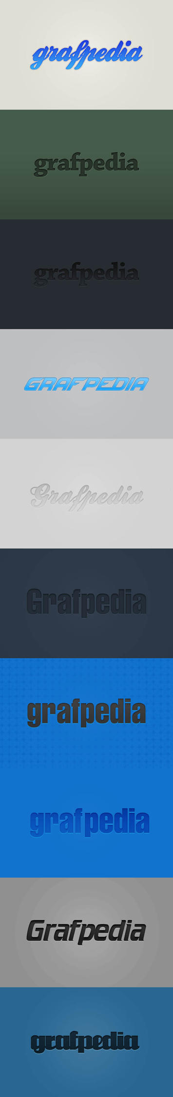 Inset shadow Layer Styles by Grafpedia
