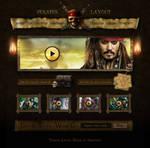 New Pirates Layout