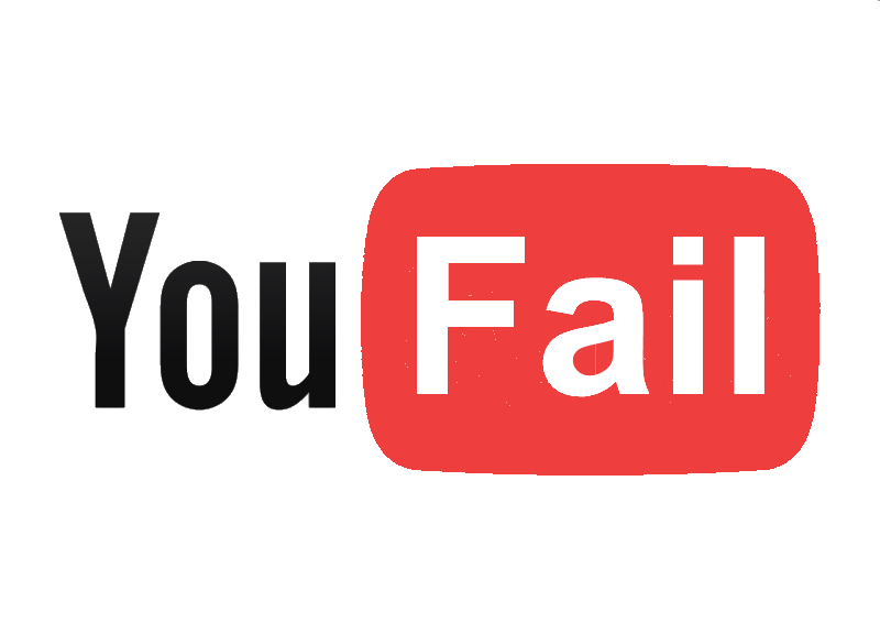 youtube logo parody by munzapoppa on deviantart