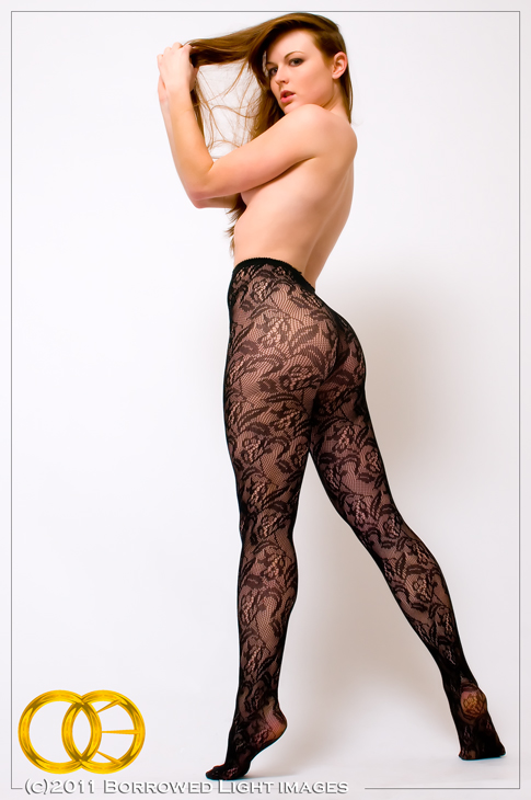Lace Tights by scarlettrenee
