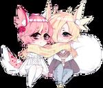 Shin and Haru
