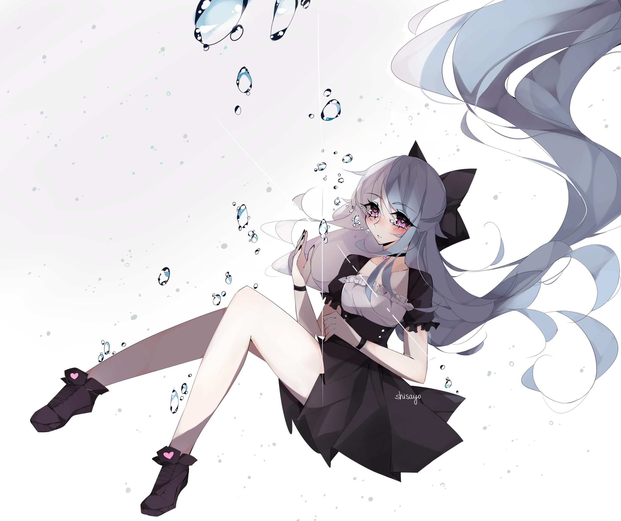 Falling Deep by shisayo on DeviantArt