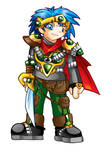 Swordsman Boy