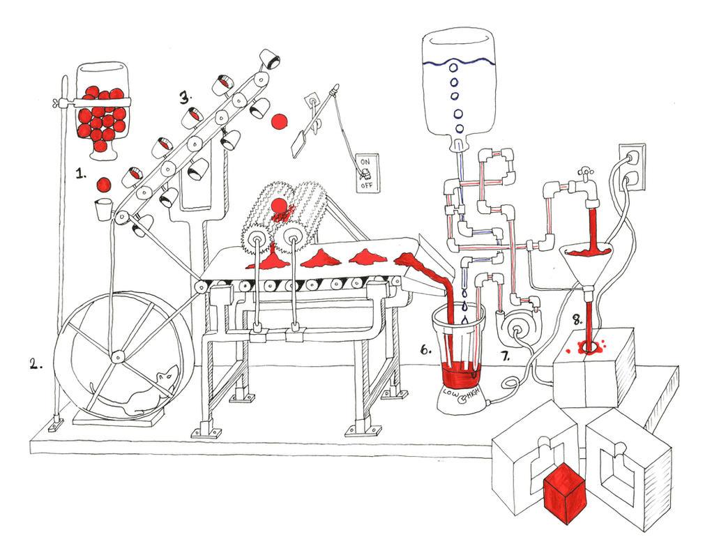 what is the rube goldberg machine