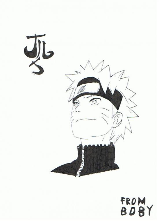 Dessin Naruto Shippuden By Soul Boby On Deviantart