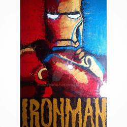 Iron man fanart!