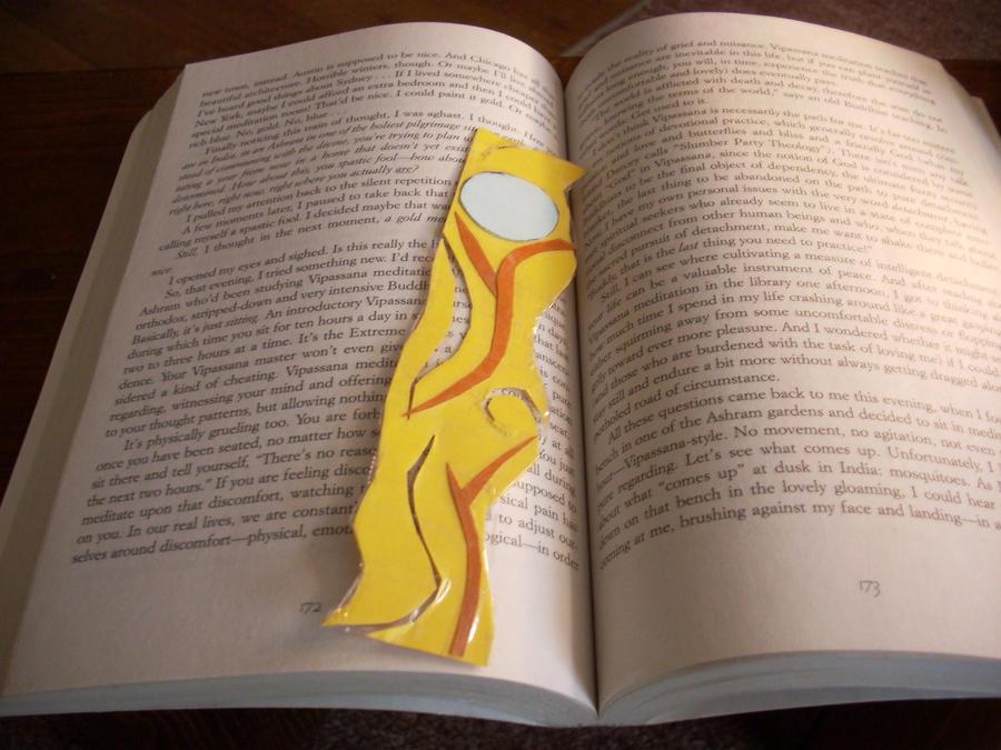 My bookmarks three by Lin-Z89