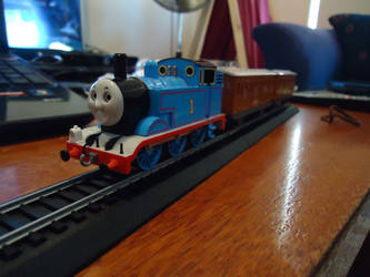 Thomas The Tanks Engine! by ArtLover324