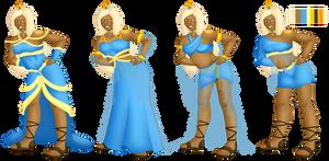 Reference | Princess Sandra