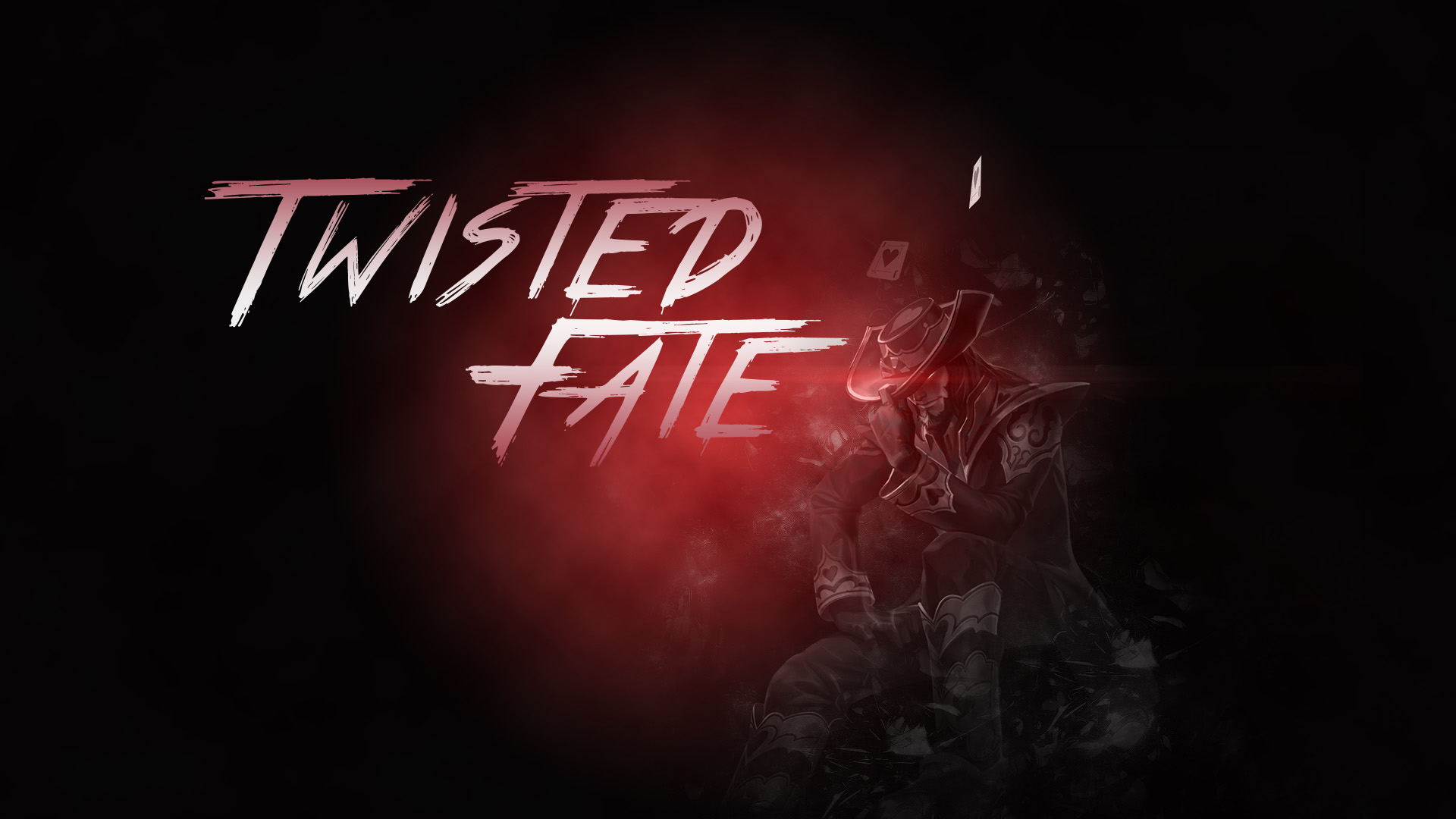 League Of Legends Twisted Fate Wallpaper 1920x1080 By Theredamaro