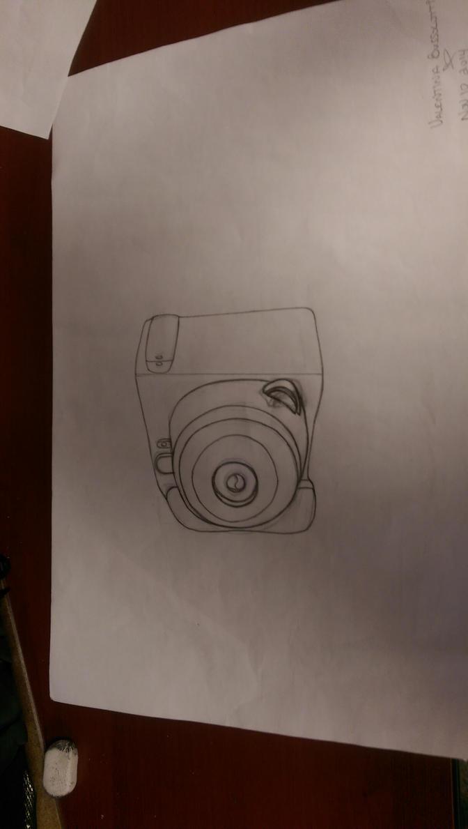 Fujifilm camera by Golden-Apple-Ribbon