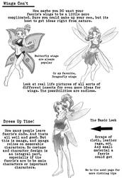 How to Draw Faeries pg 3