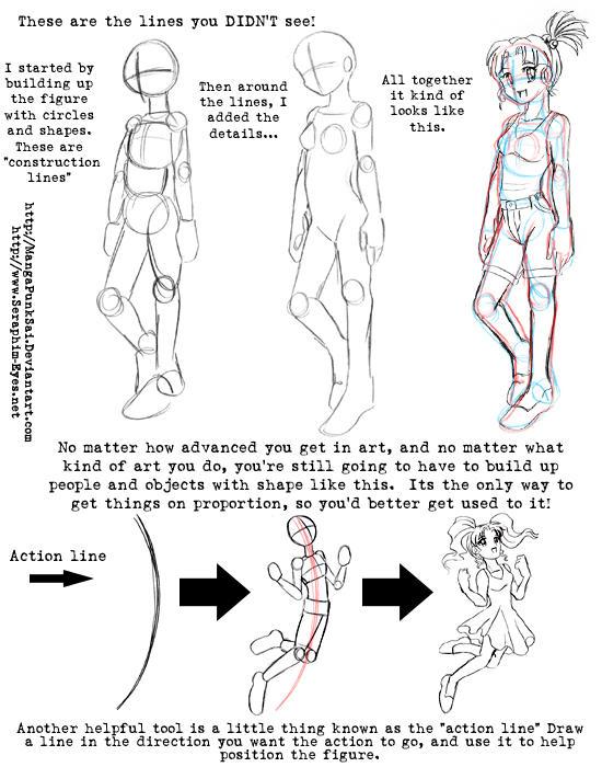 Drawing Tut--The Basics Pg 2 by Sai-Manga-Tuts