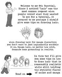 Tips on Hair- Page 1 by Sai-Manga-Tuts