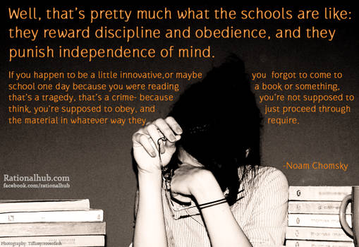 Modern Education and Independence of Mind