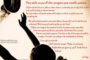 Nurturing Curiosity.. by rationalhub