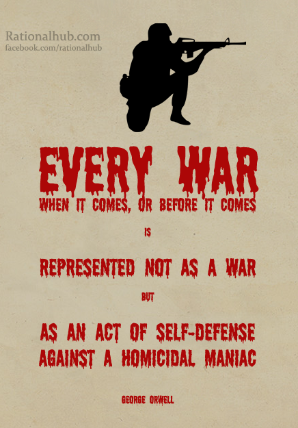 Quotes On Human Nature And War