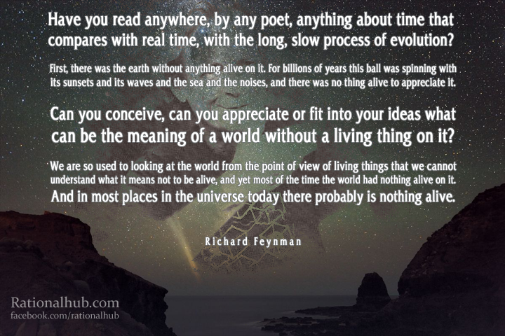 Feynman on Life by rationalhub