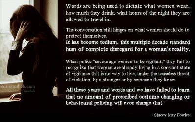 On rape culture.. by rationalhub
