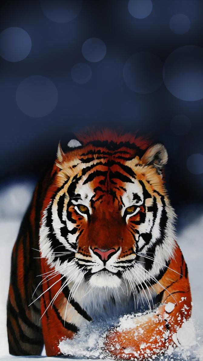 Tiger Wallpaper IPhone 6S Plus By DeviantSith17