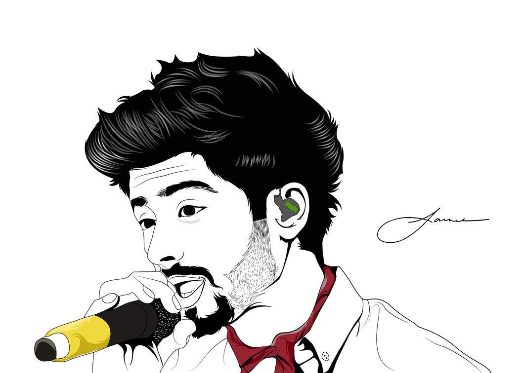 Line Art Wajah : Ak designer ahmed khaled deviantart