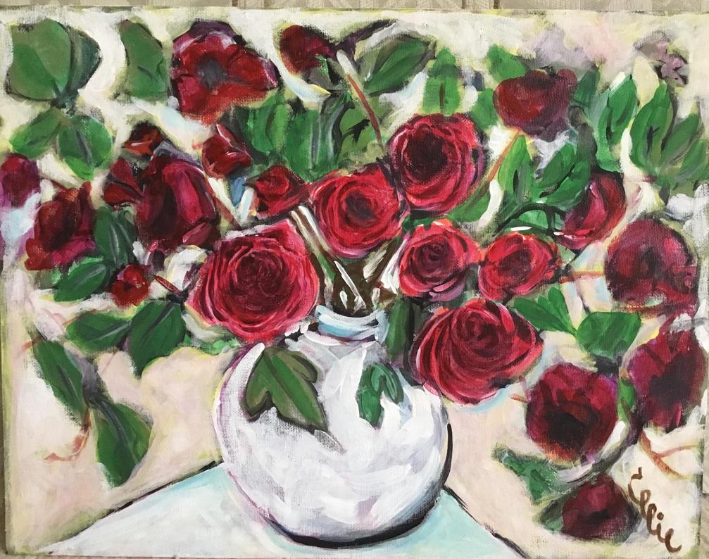 Roses by OllieKhor