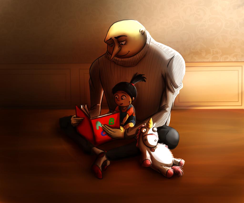 Paternity by AnnaK1332