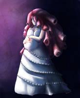 Steven universe - Rose Quartz by AnnaK1332