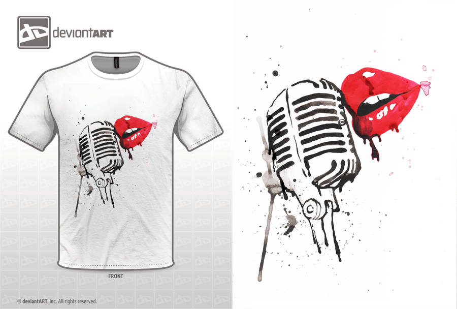 Club Singer - Musically Inspired Design Challenge by RogueAfrica