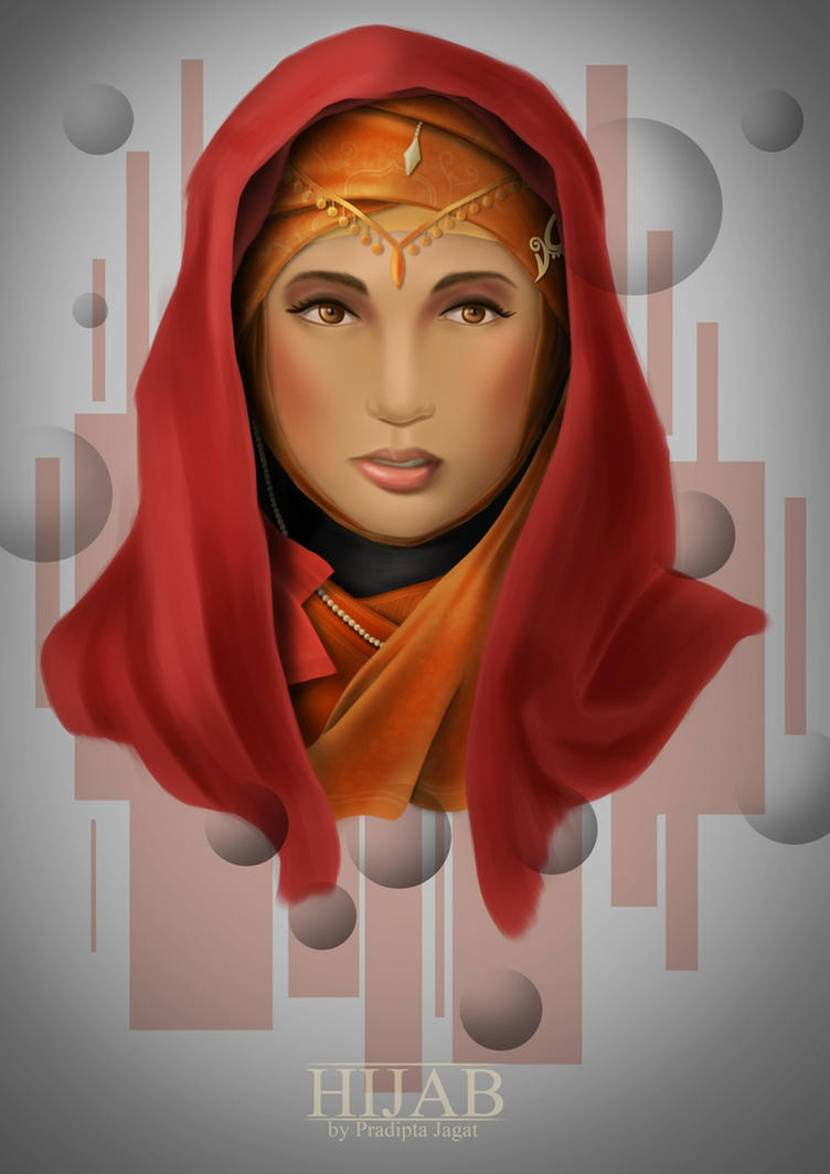 Hijab by dipt4