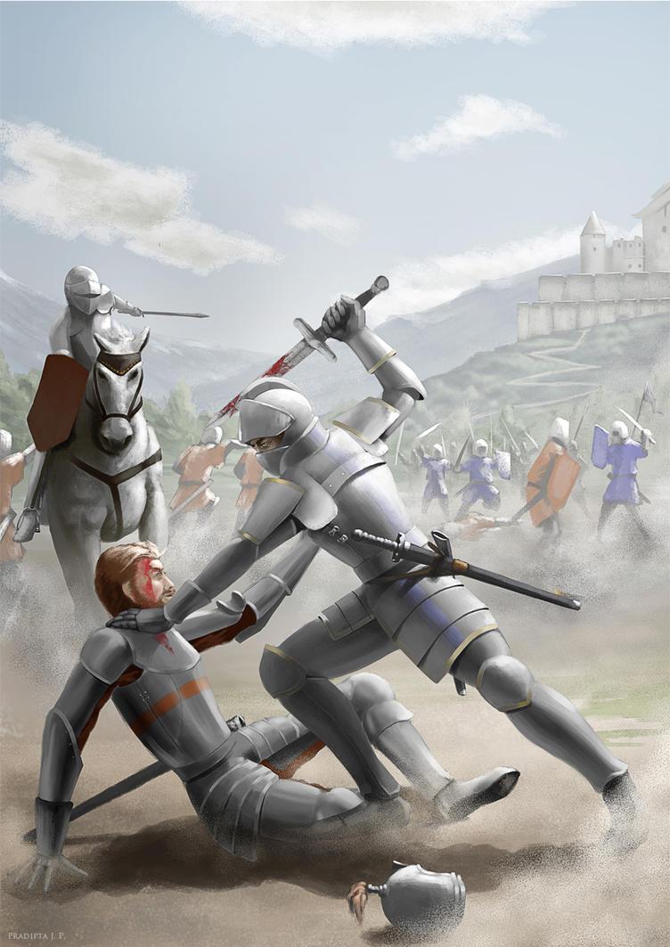 Battle by dipt4