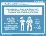 The Pursuit Of Havingness by schizmatic