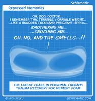 Repressed Memories by schizmatic