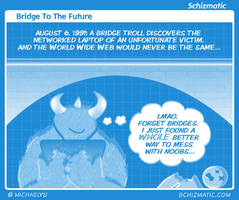 Bridge To The Future by schizmatic