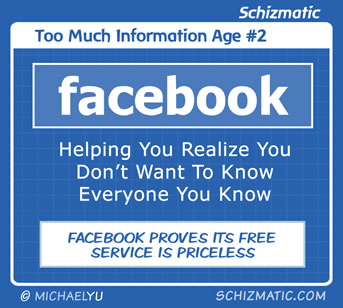 Too Much Information Age #2 by schizmatic