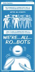 Robo Sapiens by schizmatic