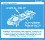 Futilistic Innovation