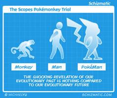 The Scopes Pokemonkey Trial by schizmatic