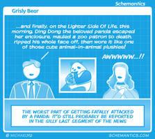 Grisly Bear by schizmatic