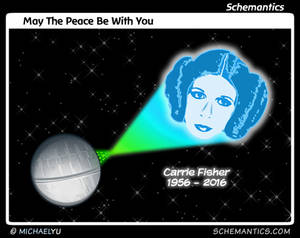 May The Peace Be With You